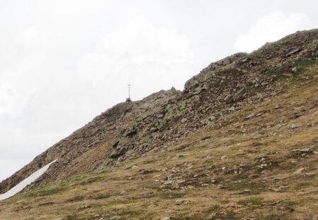 Reinswald: Wanderweg 8 zum Plankenhorn Gipfel