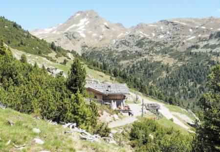 Reinswald: Wanderweg 11 zur Getrumalm