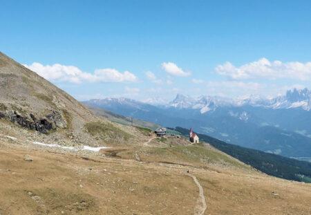 Reinswald: Wanderweg 7 zum Latzfonser Kreuz